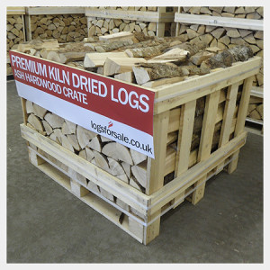1m3 Kiln Dried Logs