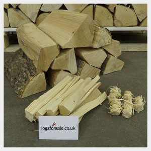 Kiln Dried Logs Sample Pack