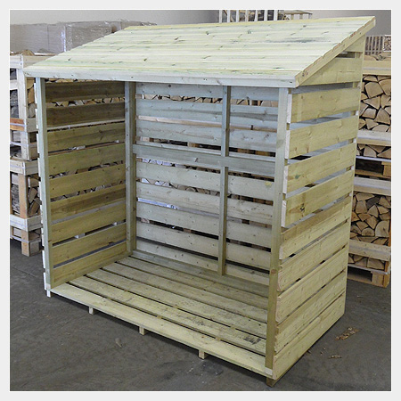 Extra Large Log Store